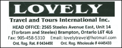 Lovely Travel Tours