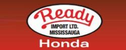 Ready Honda