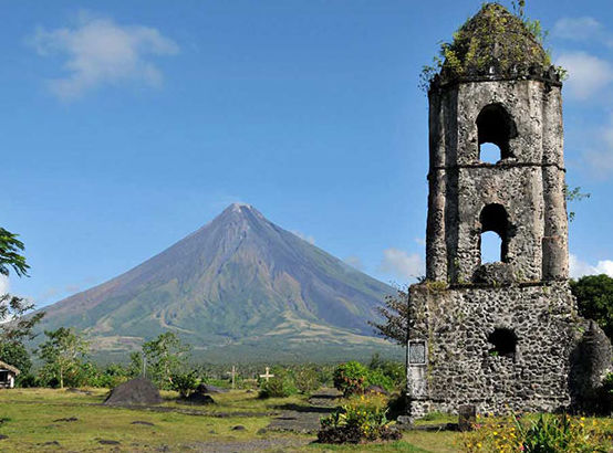 Albay declares state of calamity under threat of Mayon eruption