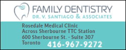 Family Dentistry Dr. V. Santiago & Associates