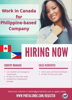 SMDC Now Hiring!